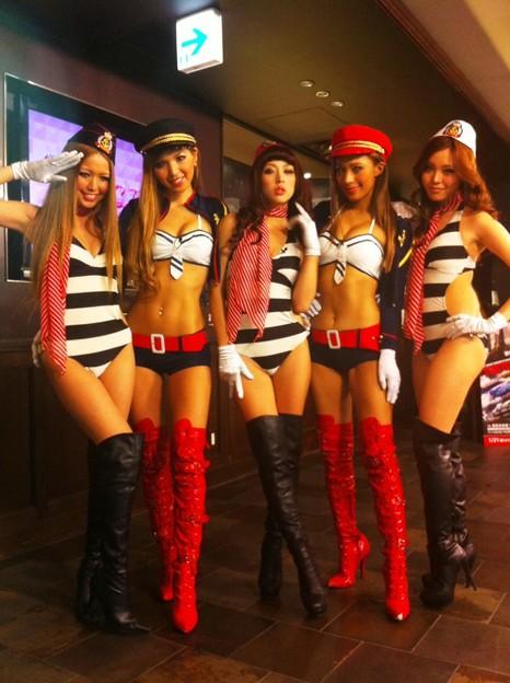 girls Tokyo drift