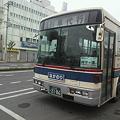 Photos: 勝田なう。2186なう。富士重工業 平成元年製。