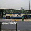 Photos: バスなう。コミケカタログチェック完了。ニコニコ御三家のうち、今日...