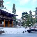 永澤寺にて(6)