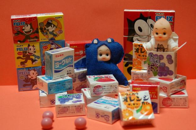 芸森アートマ給食 2008-09-14