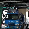 Photos: 新橋ガード下の事故車両