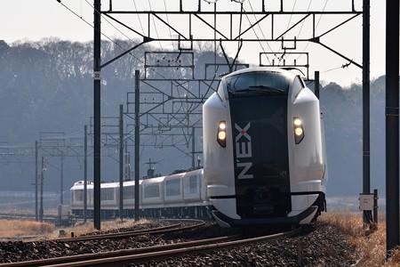 E259系N'EX12連@モノサク