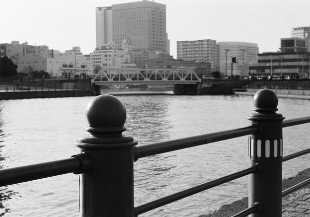 夕暮れのみなと横浜