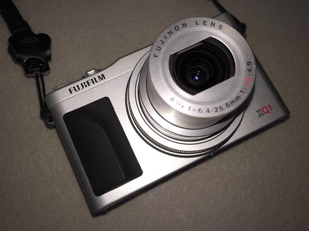 新しいカメラではありませんf^_^;