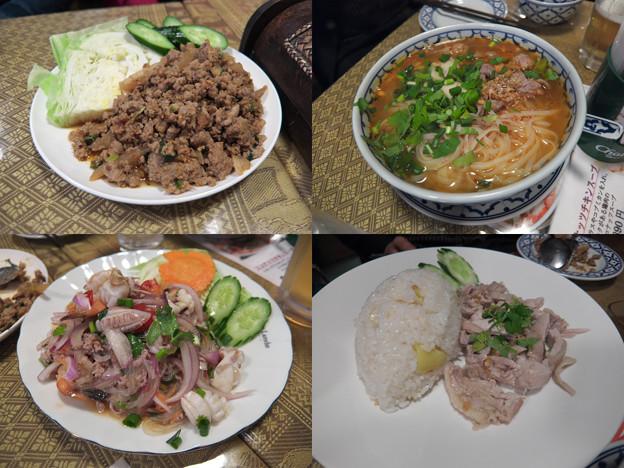 タイランドの美味しいモノ自慢