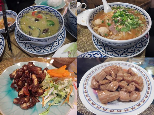 タイランドの美味しいモノ自慢2