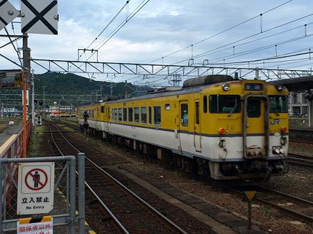 キハ40山口線(新山口駅)2