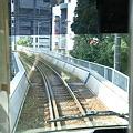 江ノ電車窓(藤沢駅→石上駅)1