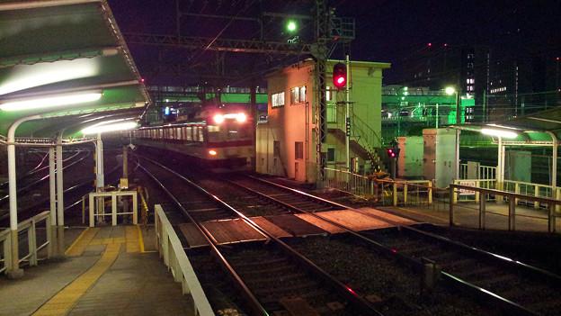 近鉄米野駅1
