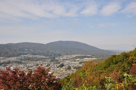 生駒山展望