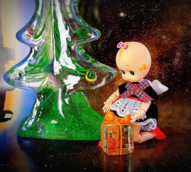 キューピーちゃんのクリスマス