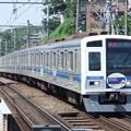 西武池袋線6000系 6156F【東京富士大学大学院 HM】