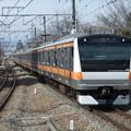 Photos: 中央快速・青梅線E233系0番台 T1編成