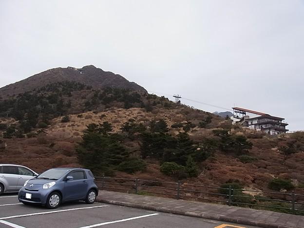20141121 雲仙ロープウェイ02