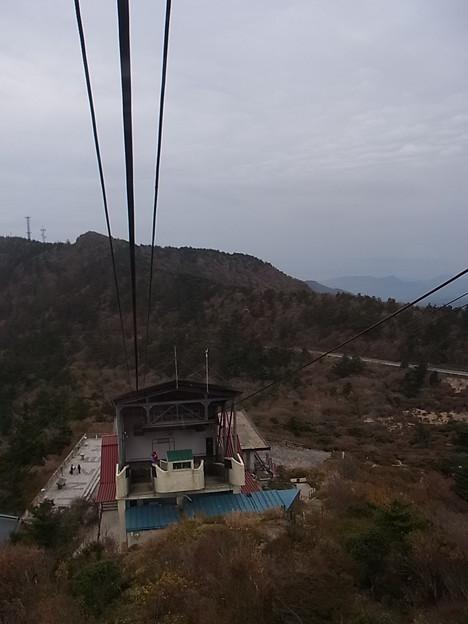 20141121 雲仙ロープウェイ05