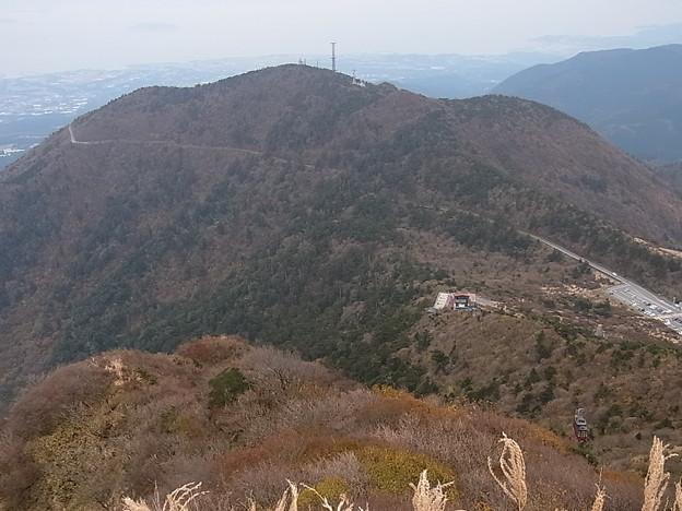 20141121 雲仙ロープウェイ11