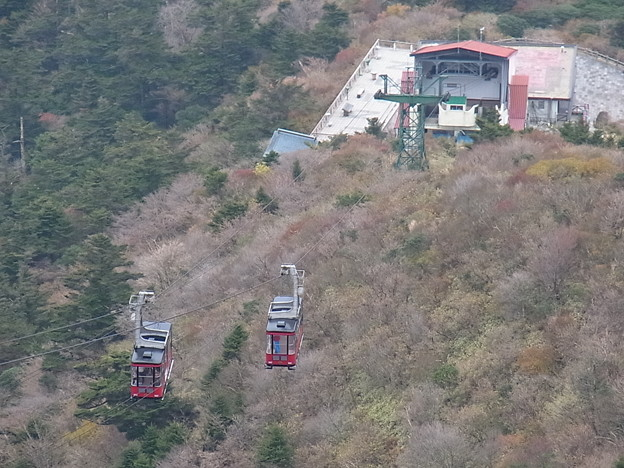 20141121 雲仙ロープウェイ15