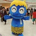 写真: 香川県の観光推進キャラクター。