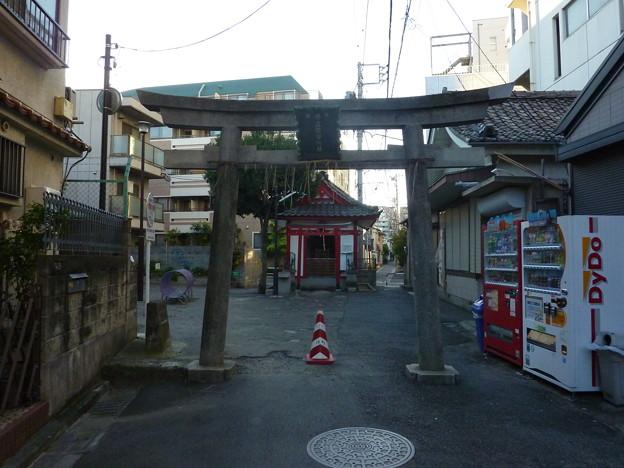 桝箕稲荷神社 01