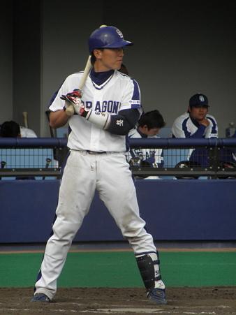 077 1アウト満塁で、田中