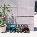 靴を洗った日