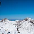 Photos: 稲星山から中岳
