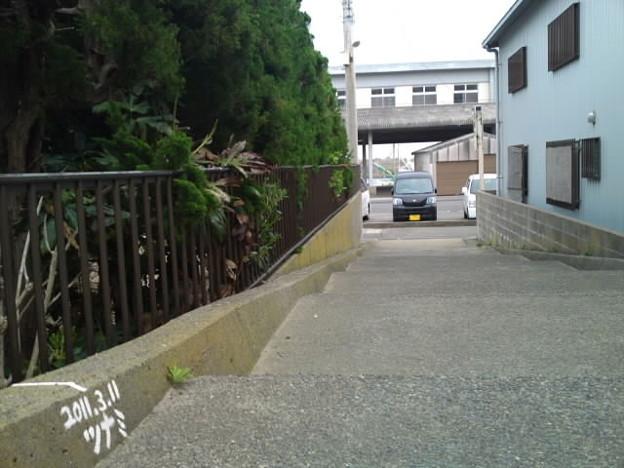 写真: 銚子:外川の町、銚子市漁港...