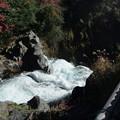 Photos: 音止の滝の落ち口