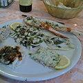 海の幸 前菜