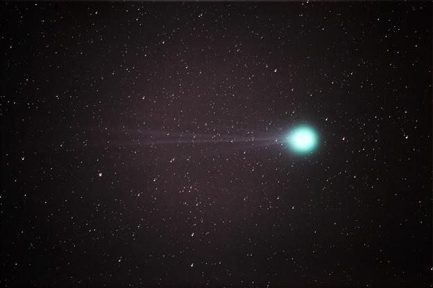 1月19日のラヴジョイ彗星