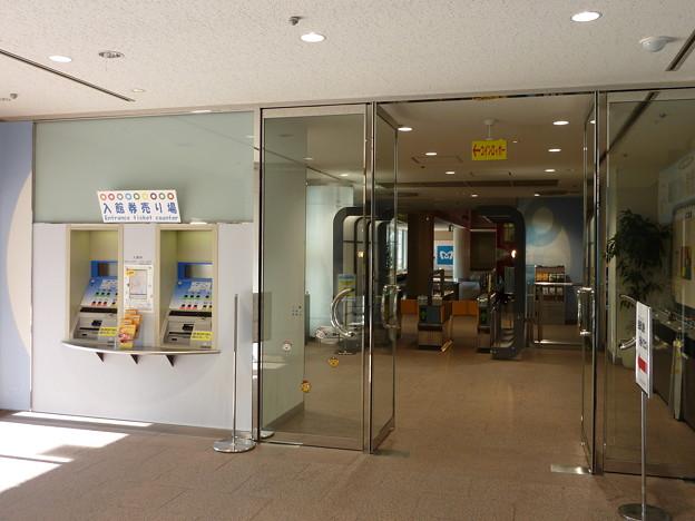 地下鉄博物館入口