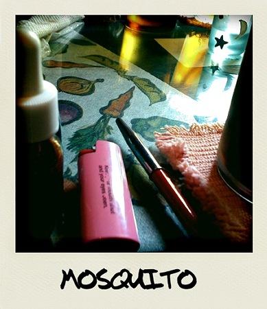 蚊対策グッズ