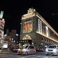 大晦日の浅草駅
