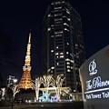 元旦東京タワー(1)
