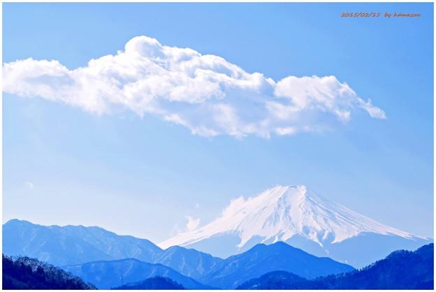 Photos: 富士山(150215)