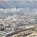 Photos: 駅前俯瞰