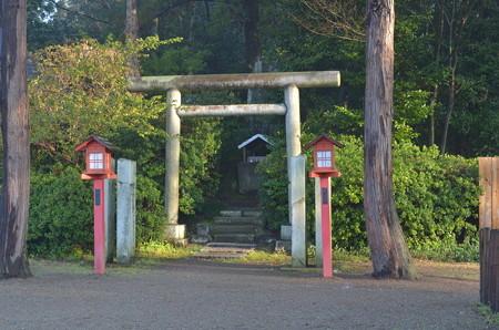 鷲宮神社・諏訪神社