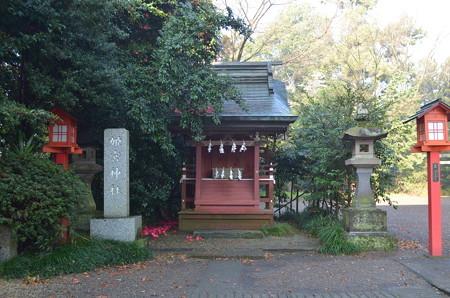 鷲宮神社・姫宮神社