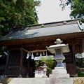 写真: 河口浅間神社・随神門