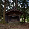 写真: 河口浅間神社・山の神社