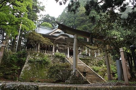 玉置神社・本殿