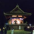 【富士浅間神社(神楽殿の舞い)】