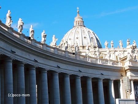 サンピエトロ大聖堂2014年10月31日_PA310053
