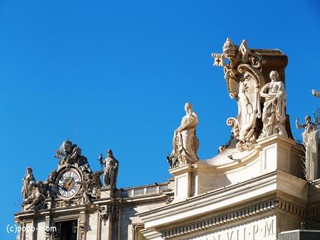 サンピエトロ大聖堂2014年10月31日_PA310080