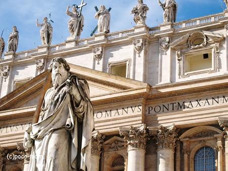サンピエトロ大聖堂2014年10月31日_PA310096