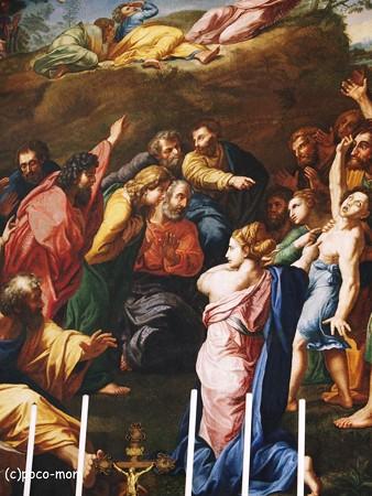 サンピエトロ大聖堂内部2014年10月31日_PA310142
