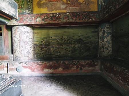 法観寺 五重塔 八坂の塔の内部2014年05月04日_P5040865