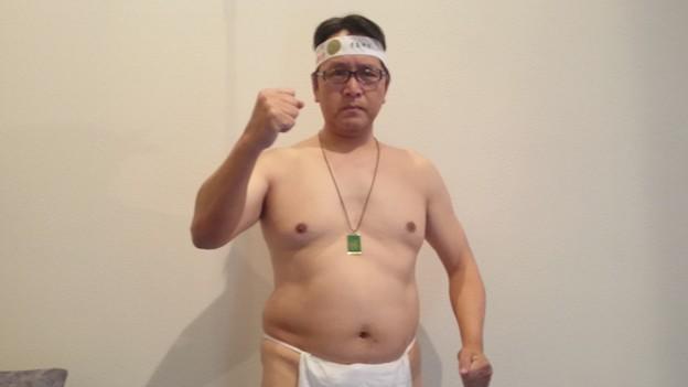 平成27年青島神社新春の禊 裸まいり6
