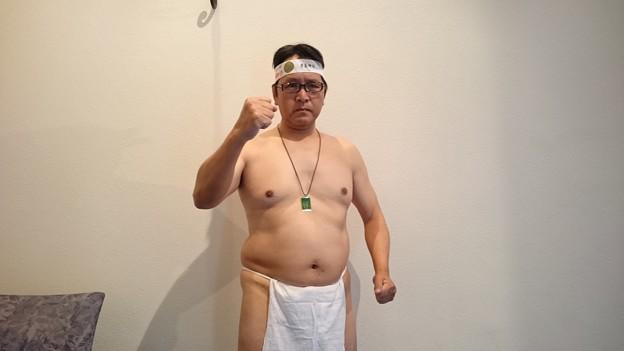 平成27年青島神社新春の禊 裸まいり7
